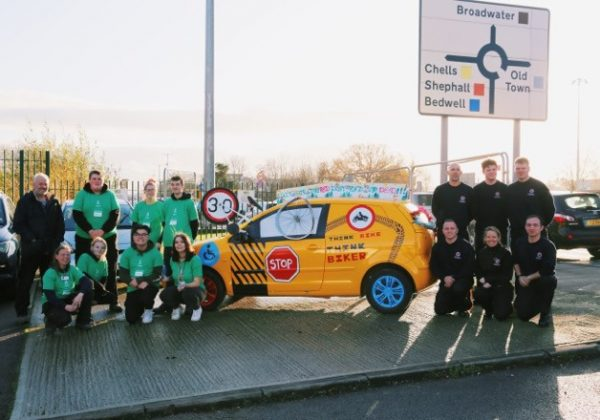 NHC CHRISTMAS CAMPAIGN WITH HERTS FIRE AND RESCUE