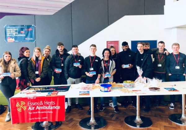 SPORT AND PUBLIC SERVICES STUDENTS PROGRESS REVIEW WEEK