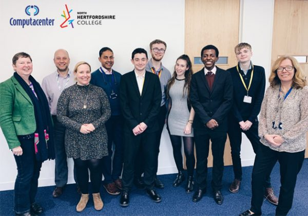 IT STUDENTS COMPLETE A WEEK OF WORK EXPERIENCE