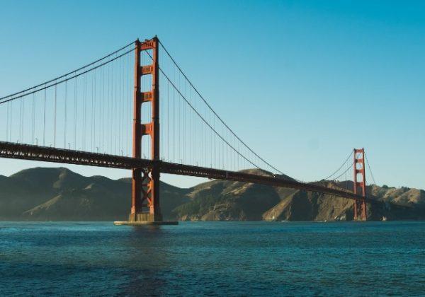 5,346 MILES TO SAN FRANCISCO