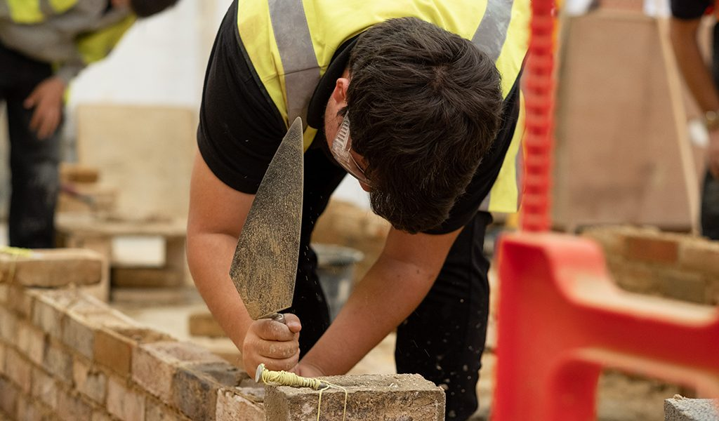 LEVEL 2 DIPLOMA IN BRICKLAYING