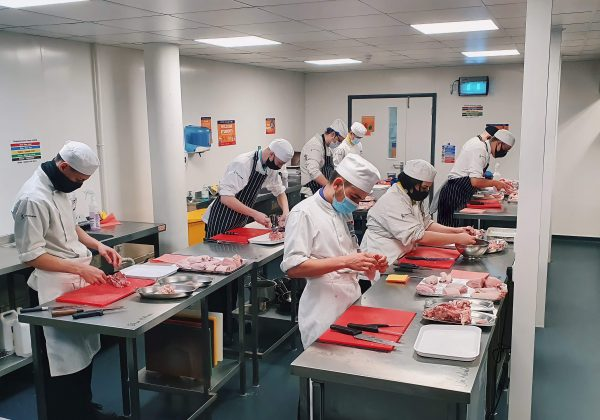 NHC CATERING STUDENTS WIN BIG AT THE BRITISH STUDENT CULINARY COMPETITION