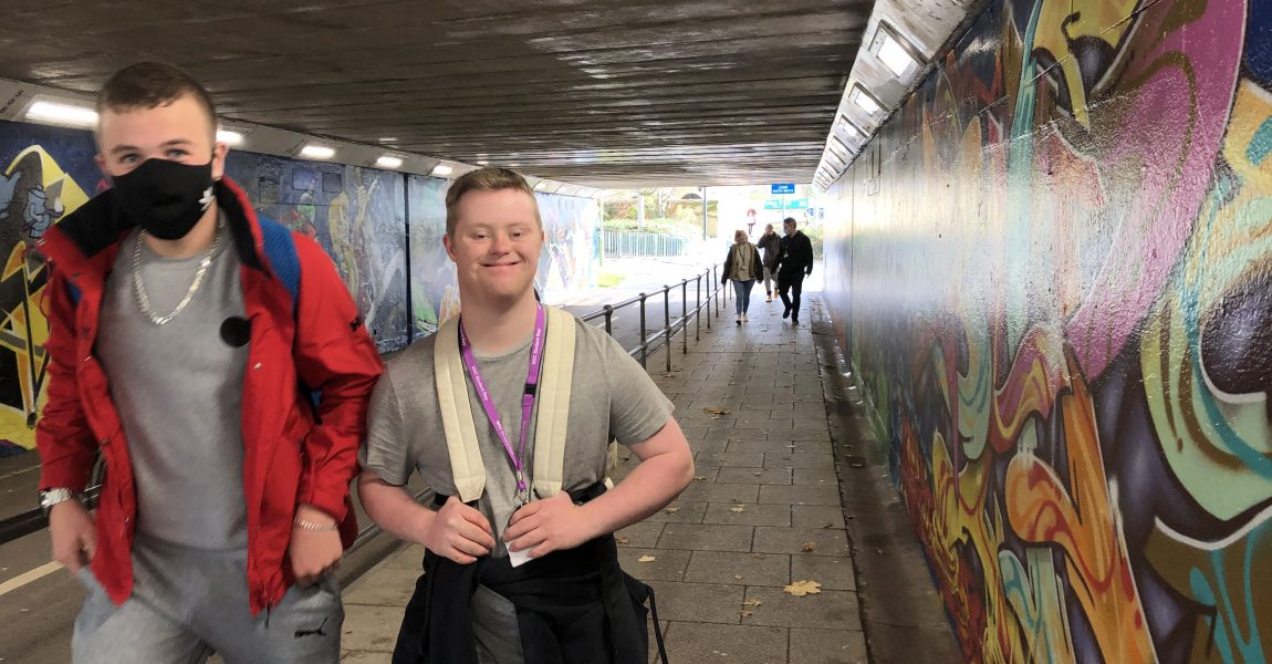 Supported Studies Students' Fundraising Efforts Praised By Captain Tom