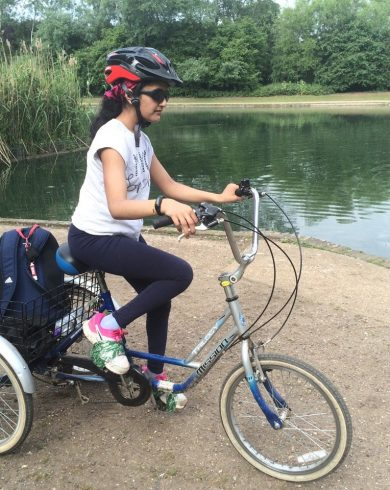 Avika Shah is on track to achieve her Gold Duke of Edinburgh award