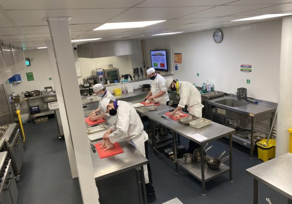 NHC CATERING STUDENTS' SUCCESS IN THE VIRTUAL SKILLS COMPETITION