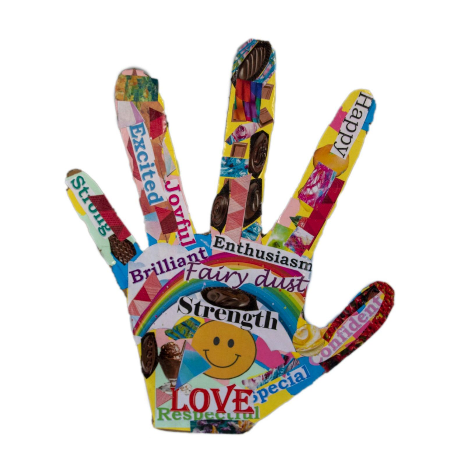 Wellbeing Hand