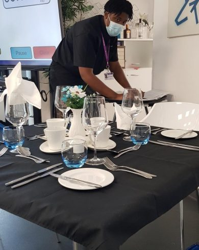 North Hertfordshire College Catering Reach the Finals of Zest Quest Asia